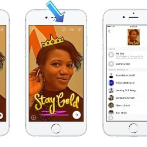 Facebook's latest snapchat stories clone, messenger day, rolls out ... - scoopnest.com
