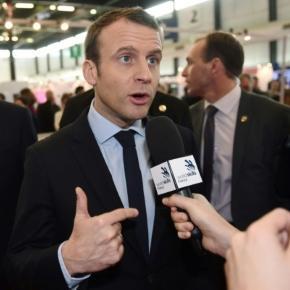 Mur de Trump: Macron rappelle à Lafarge le besoin d'une ... - liberation.fr