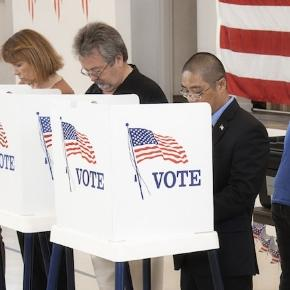 The black box voting machines.Image via HufftingtonPost.com