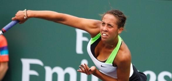 Madison Keys is looking to continue her recovery in the BNP Paribas 3rd round against Naomi Osaka Of Japan - Picture courtesy of Flickr - flickr.com