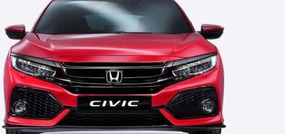 Nuova Honda Civic - Fonte : Honda.it