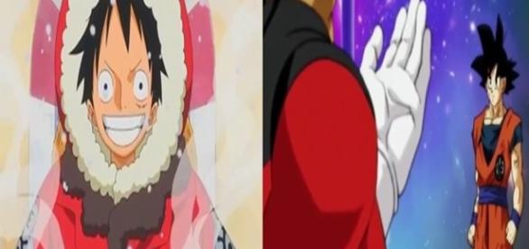 One piece 780, Dragon Ball Super 80 (animeflv, animeyt,animeid)