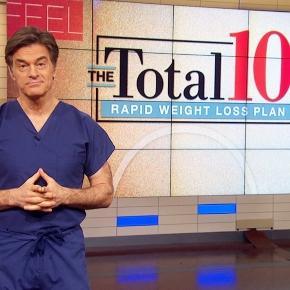 Dr. Oz Explains the Total 10 Rapid Weight-Loss Plan - Total 10 ... - doctoroz.com