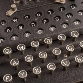 Enigma-type encryption, skeeze, pixabay.com CC0