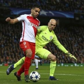 Mónaco e Manchester City proporcionaram um grande jogo na 1.ª mão.