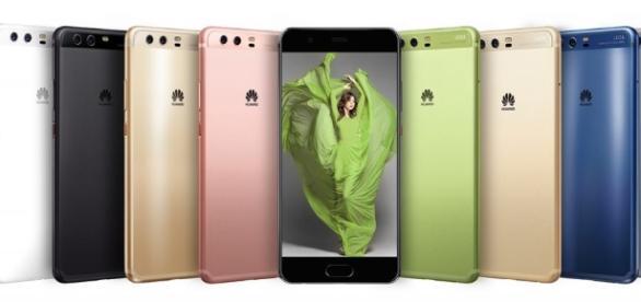 Huawei P10: specifiche tecniche, data di uscita e prezzi del 13 marzo 2017