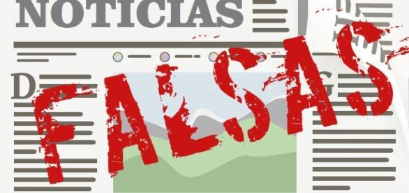 Noticias falsas se espalham pelas redes sociais