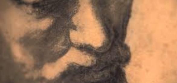 "Raphael's ""Head of a Young Apostle"" FAIR USE youtube.com Creative Commons"
