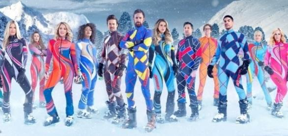 The Jump airs the Series 4 final on Sunday, but is it skidding towards the end? (Source: telegraph.co.uk)
