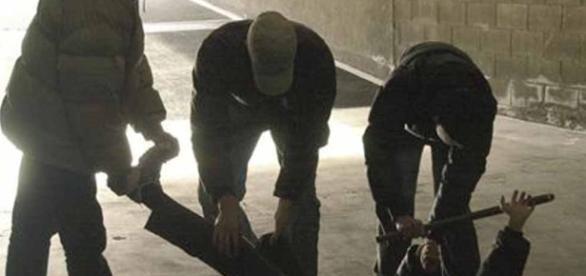Violenta rissa tra stranieri a suon di calci e pugni - Cinque ... - cinquequotidiano.it
