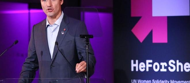 Justin Trudeau, un Primer Ministro feminista
