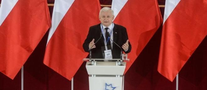 Wojna pisowskiej Polski z Niemcami - Kaczyński celowo przegrał z Tuskiem