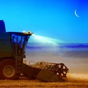 Características de la agricultura moderna.