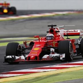 Ferrari light up the timing sheets in pre season testing- Autosport