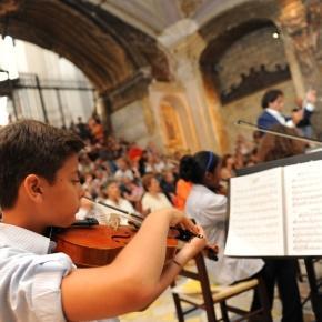 La musica come forma di espressione della creatività nei piccoli