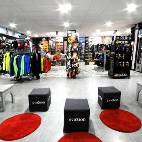 Las tiendas deportivas están en plena expansión