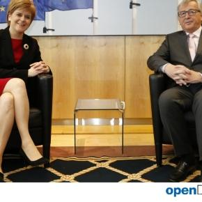 Scotland would not be independent inside the EU | openDemocracy - opendemocracy.net