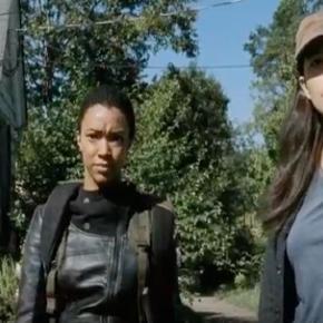 Walking Dead episode 7,season 14 screenshot image via Flickr.com