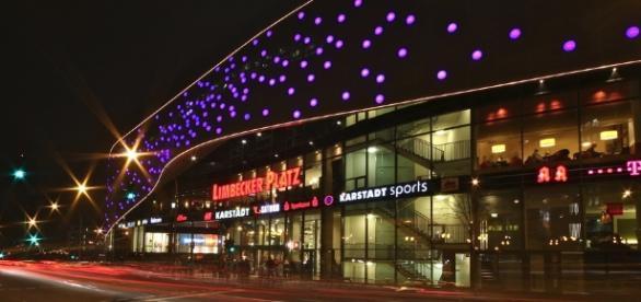 Essener Einkaufszentrum: potentielles Anschlagsziel? (Foto URG Suisse: Blasting News Archiv)