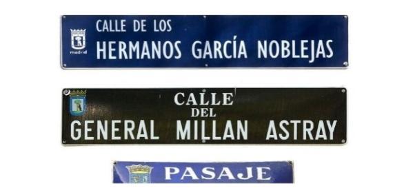 Polémica por el cambio de nombre de las calles