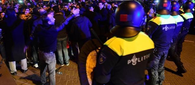 Lage verschärft sich - Ankara kritisiert Vorgehen der niederländischen Polizei