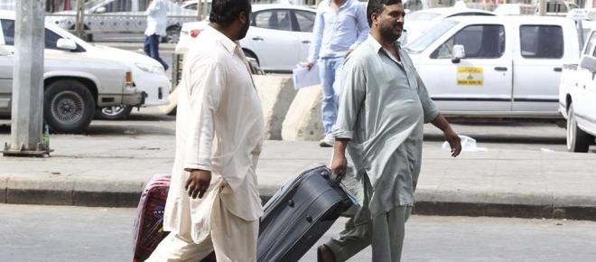 Saudi-Arabien: Fünf Millionen Migranten sollen abgeschoben werden
