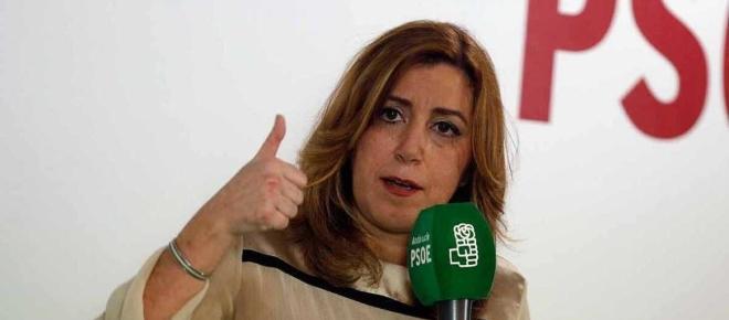 Susana Díaz anunciará su candidatura el 26 de marzo