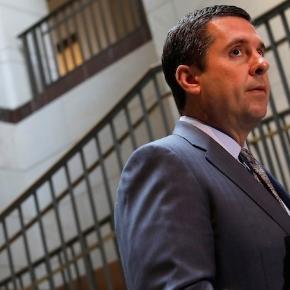 House intelligence chair Devin Nunes. Photo credit to Aaron P. Bernstein -Reuters.