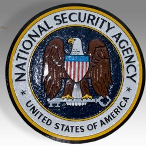 National Security Agency Plaque or Seal Tail Shields & Flashes ... - Modelbuffs