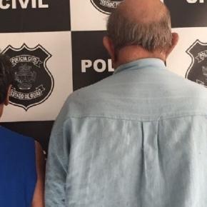 Velhos são acusados de abusar da neta e de duas bisnetas em Goiás