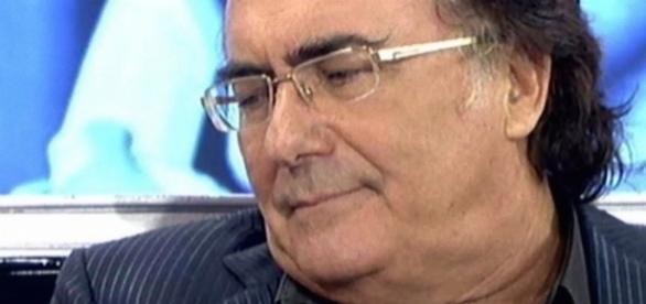 Al Bano Carrisi è molto arrabbiato.
