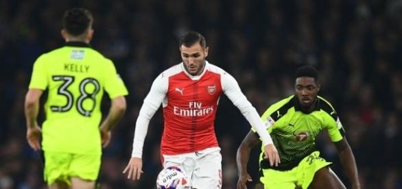 Arsenal 2 Reading 0: Lucas Perez is not the answer to Arsenal's ... - thesun.co.uk