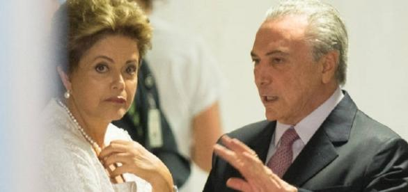 Dilma fala sobre possíveis fantasmas em Lisboa