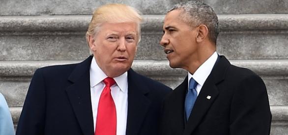 DOJ: give us more time to prove Trump 'wiretapping' allegation/Photo via sputniknews.com