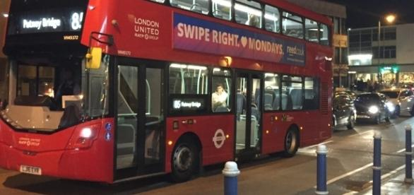New Low Emission Buses on Putney High Street