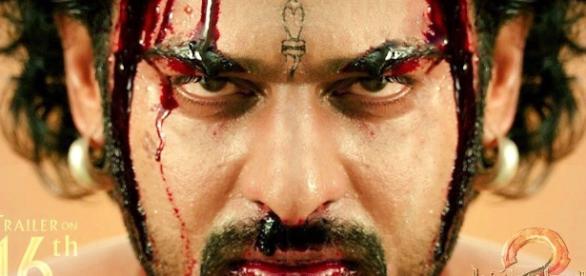 Prabhas from 'Bahubali 2' movie (Image credits: Arka Media Works)