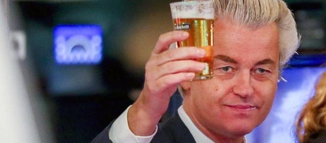 Elecciones en Holanda, Geert Wilders ya es ganador