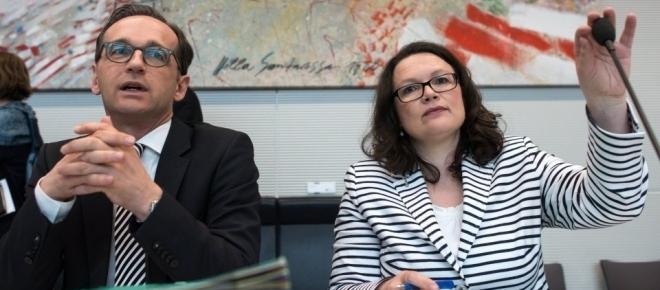 Maas und Nahles blockieren Kürzung des Kindergeld für EU-Ausländer