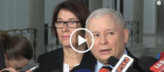 Kaczyński nie pozostawił suchej nitki na Tusku! Spróbuj się nie zgodzić! [WIDEO]