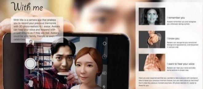 Coréia está criando aplicativo para conversar e tirar selfie com mortos