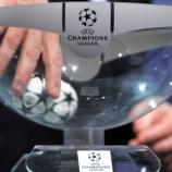 As oito equipas presentes no sorteio vão ficar a conhecer os seus adversários nesta edição da Champions League.