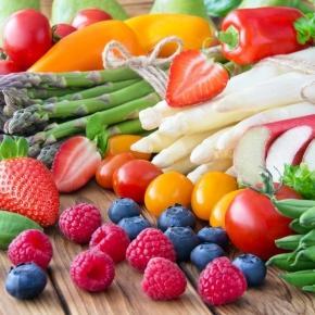 Obst und Gemüse steigern die Zufriedenheit und das Wohlbefinden - heilpraxisnet.de