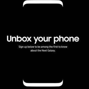 Samsung Galaxy S8 Sign-Up Page, Nearly Complete Specification List ... - ndtv.com