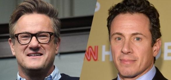 Morning-News Scramble: CNN Uses Ad to Hurl Spitball at 'Morning Joe' - yahoo.com