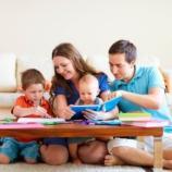 Pais e filhos podem participar de atividades simples e muito eficazes/ Imagem: Google