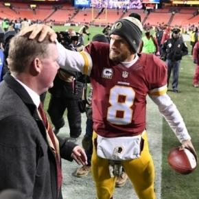 The Redskins have already botched the Kirk Cousins contract - The ... - washingtonpost.com