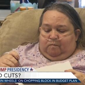 Trump Voter Says She's SHOCKED Her Hero Wants To Cut Her Meals On ... - thenet24h.com