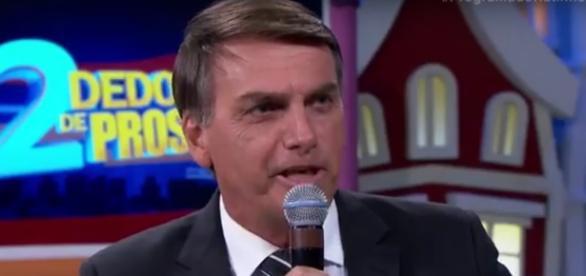Deputado foi entrevistado por Ratinho