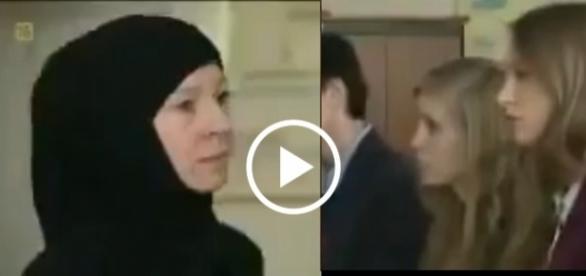 Kobieta nie widziała absolutnie nic zdrożnego w opowiadaniu dzieciom o ścinaniu głowy.