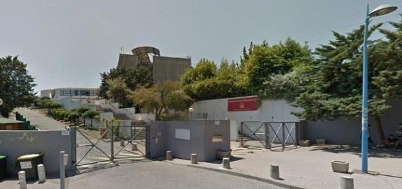 Le lycée Tocqueville de Grasse, théâtre d'une fusillade ce 16 Mars